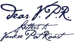 Dear Y.P.R.