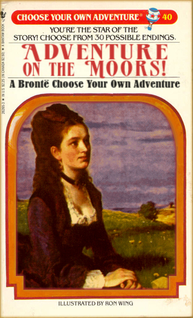 Adventure on the Moors! A Brontë Choose Your Own Adventure