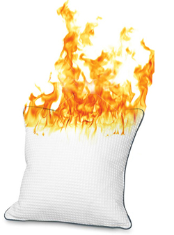 FIre Pillow