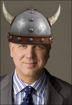 I'm Glenn Beck, the voice of the Real Azeroth.