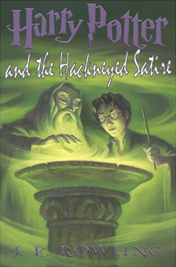 Harry Potter & the Hackneyed Satire