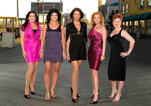 The Real Housewives of New Jersey Book Club