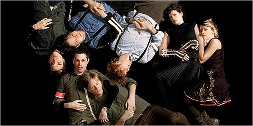 This is the Arcade Fire.