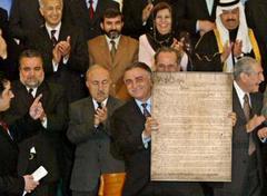 Iraq Constitutes.