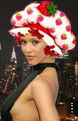 Jessica Alba IS Strawberry Shortcake