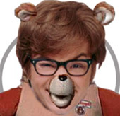 Mike Myers is Teddy Ruxpin