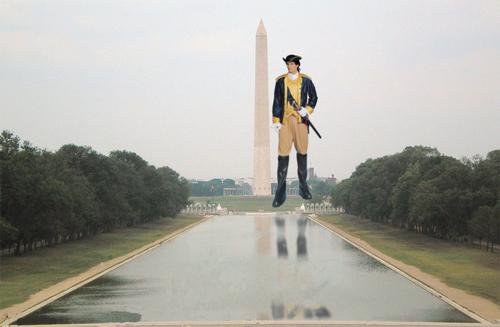 A Very Tall Patriot