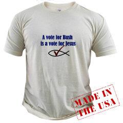 Bush/Jesus T-Shirts