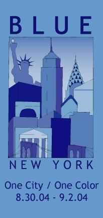 Blue N.Y.C.